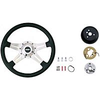 Grant Steering Wheel KIT1-170103-A-49  Black